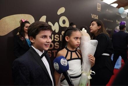 "Gala concert ""Zima 2019"" in Baku -"