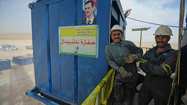 В Сирии ввели в строй два газовых месторождения