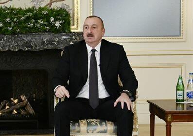 İlham Əliyev Şərəf Malkoçu qəbul etdi
