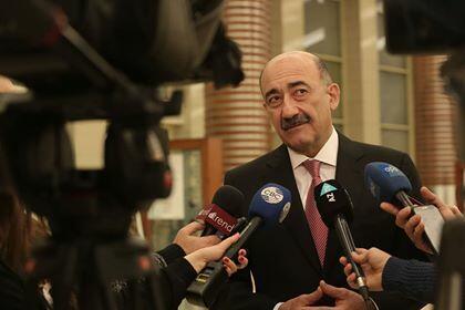Nazir Orxan Əzimovun cəsarətindən danışdı - Foto
