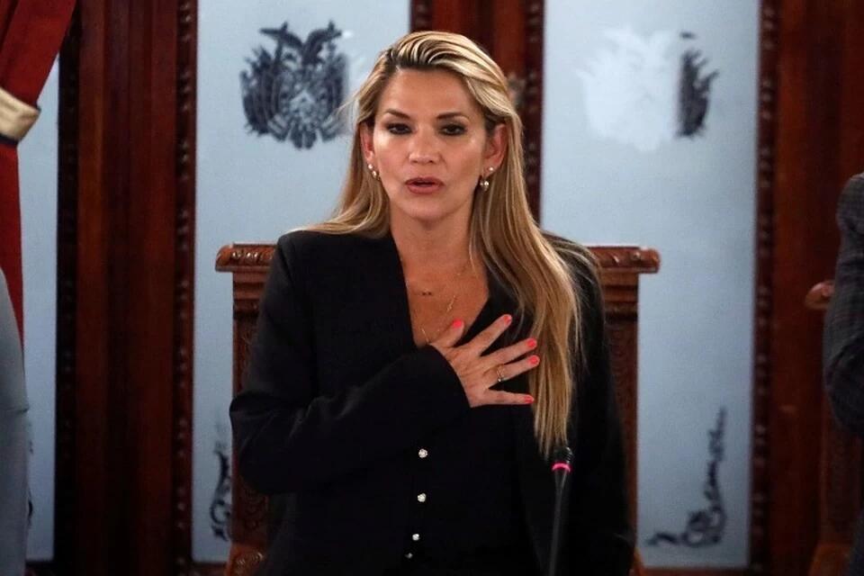 У временного президента Боливии выявлен коронавирус