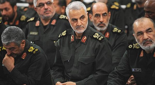 IRGC Introduced Soleimani`s successor and deputy
