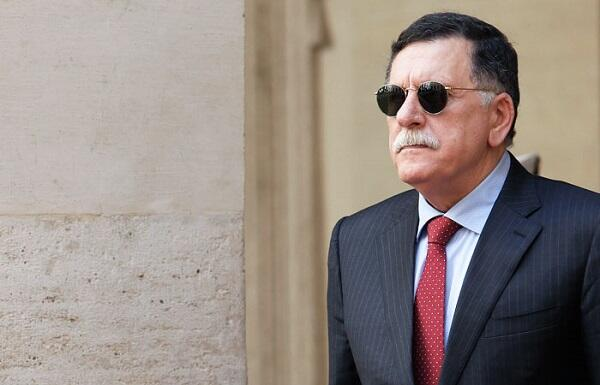 Turkey not to leave Libya's Sarraj alone: President