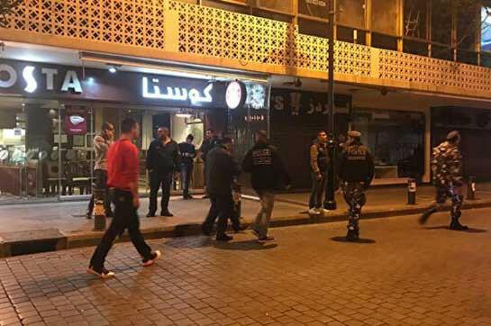 В центре Бейрута начались столкновения