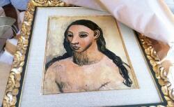 Banker fined $58 million for smuggling Picasso painting