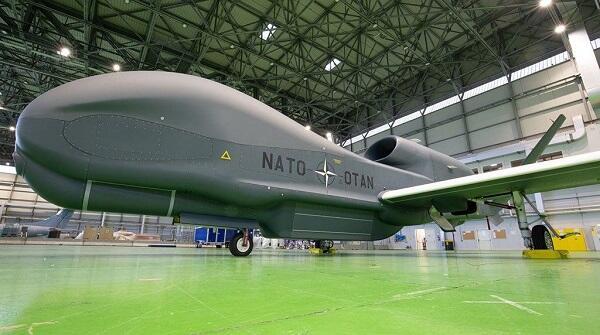 НАТО развернула систему БПЛА-разведчиков в Италии