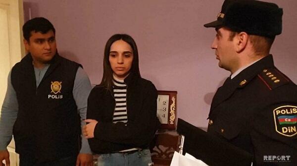 На Абшероне задержали молодую наркоторговку
