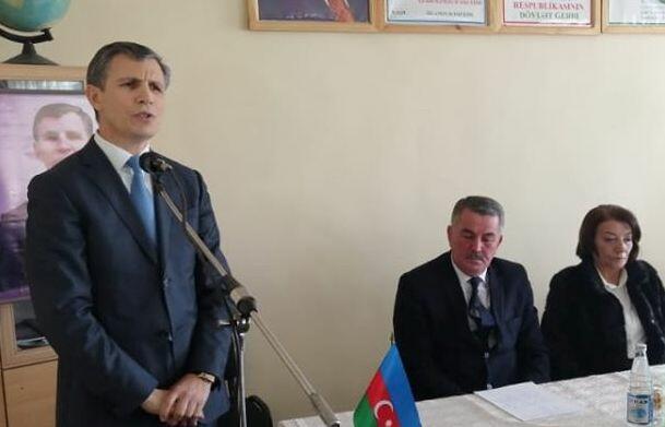 Zahid Oruc: Həmişəki dəstəyi hiss etdik - Foto