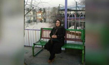 گونئیلی فعال زئینب همرنگ تهراندا حبس ائدیلدی