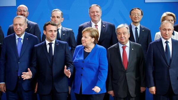 Конференция по Ливии в Берлине завершена - Обновлено