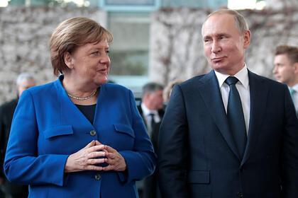 Merkel təşvişdə: Putin hanı? - Video