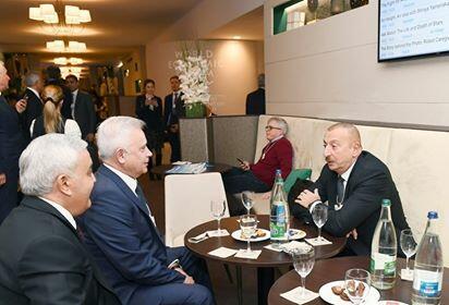 Ilham Aliyev agreed with Vahid Alekperov
