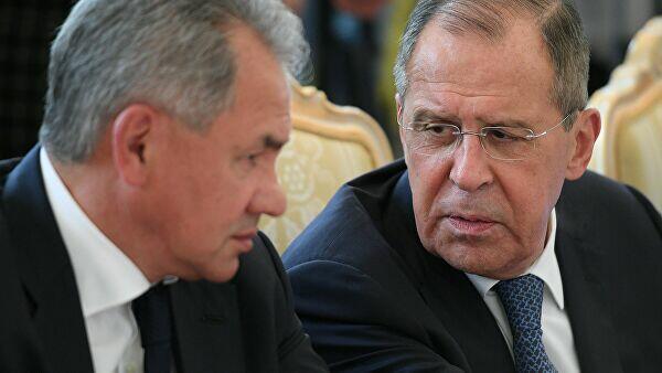Лавров и Шойгу сохранили должности в новом кабмине РФ