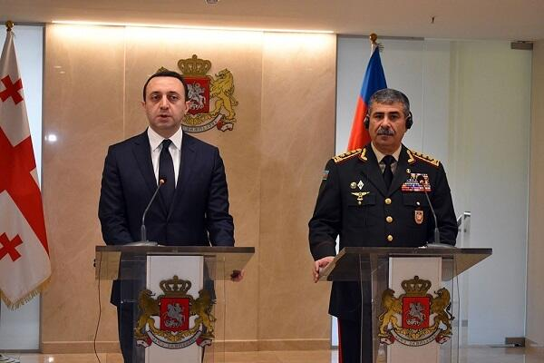Zakir Hasanov met with his Georgian counterpart -
