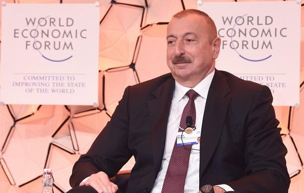 Prezidentin Davosda vurğuladığı mühüm məqam - Şərh