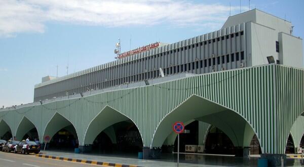Аэропорт в Триполи приостановил свою работу