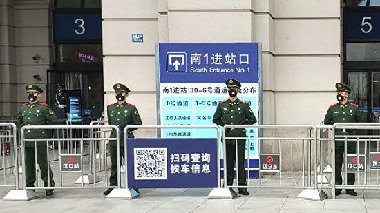В 25 провинциях Китая объявили наивысший уровень ЧС