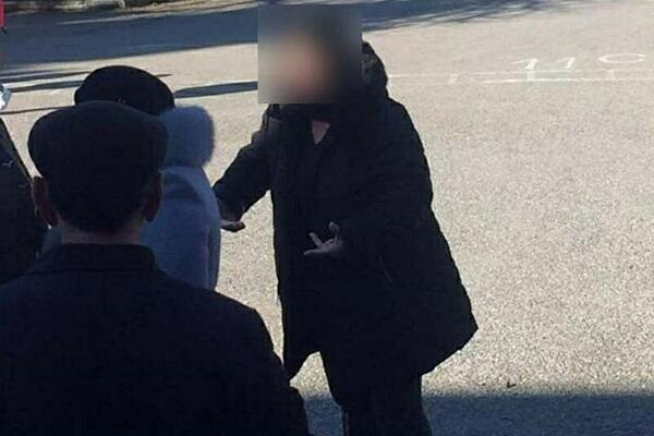 Bakı polisi uşaq oğurladığı iddia olunan qadını tapdı