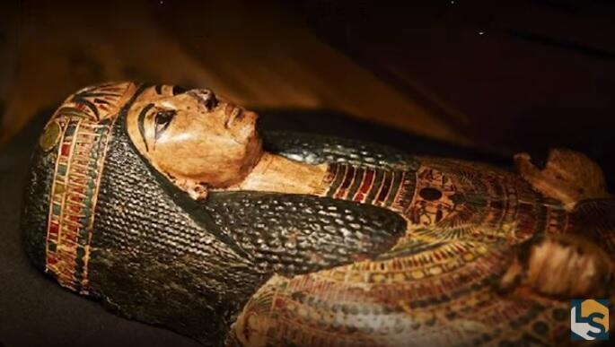 3 min illik mumiyanın səsi eşidildi – Şok video