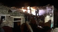 تورکییهده نؤوبتی زلزله: اهالی پانیکادا... - ویدئو