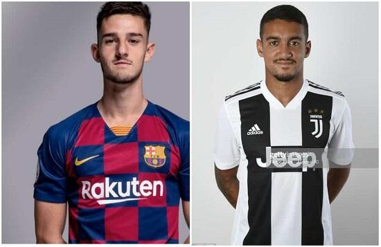 «Барселона» и «Ювентус» обменялись футболистами