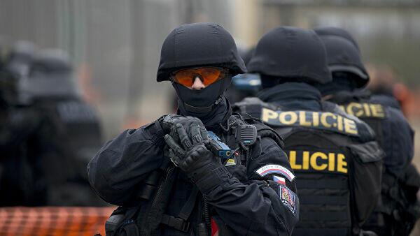 Чешские полицейские вернулись в Ирак