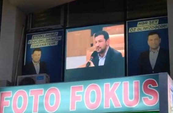Azərbaycanda bunu ilk dəfə Fuad Abbasov etdi - Video