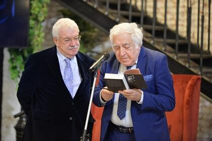 Mixail Qusmanın Bakıda kitablarının təqdimatı oldu - Foto