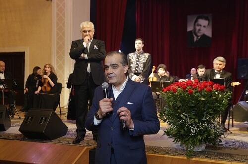 Rəşid Behbudovun xatirə gecəsi keçirildi – Foto