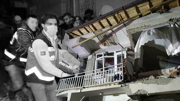 Сильное землетрясение в Турции: 29 погибших - Видео