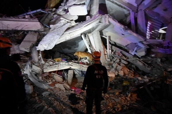 Second earthquake 5.1 in magnitude hits Turkey's