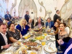 Nurəddin Mehdixanlı qızına toy elədi - Foto