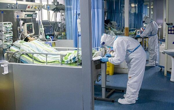 Spain's coronavirus death toll rises by 838