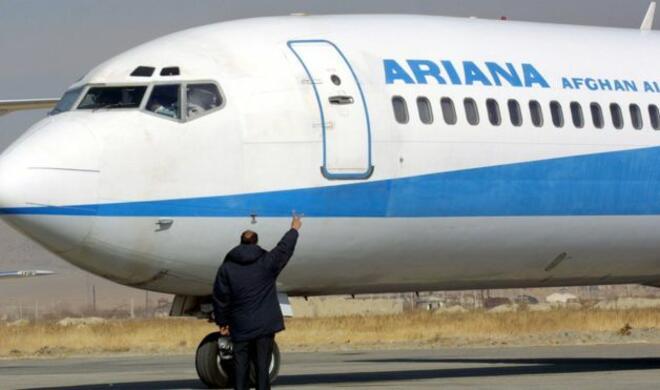 В Афганистане разбился самолет: 110 человек... - Обновлено