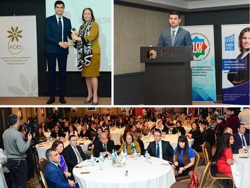 Kapital Bank в очередной раз был удостоен премии «Milli KSM»