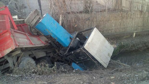 Ankarada faciəvi qəza: 4 ölü, 18 yaralı