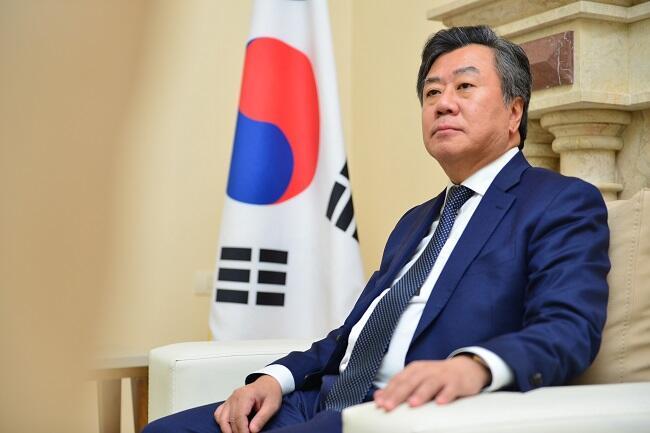 Bakının bu addımları heyranedicidir – Koreya səfiri