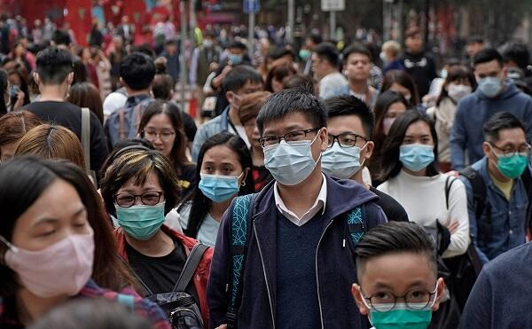 China: Coronavirus death toll hits 2,444