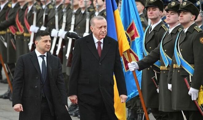Erdogan and Zelensky held a press conference -
