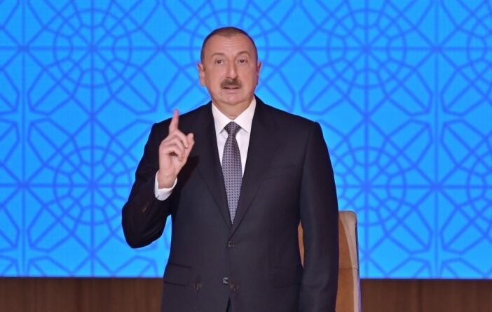 Prezident İlham Əliyev tarixi ədaləti bərpa edir