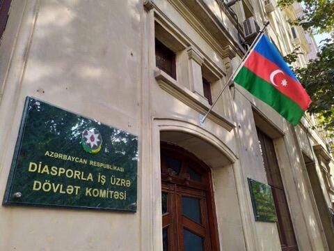Diaspor Komitəsi soydaşlarımıza müraciət etdi