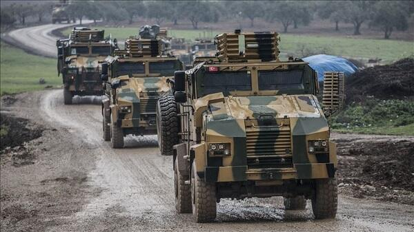The Turkish army has launched a new operation