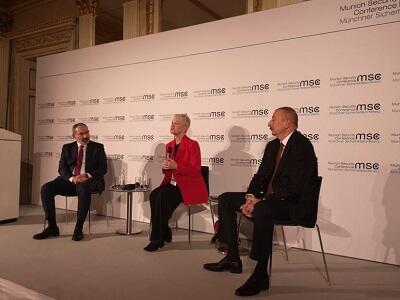 Münhen debatı İrəvanın acizliyini göstərdi