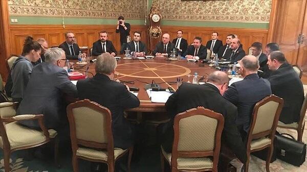 Турция и Россия обсудили Идлиб