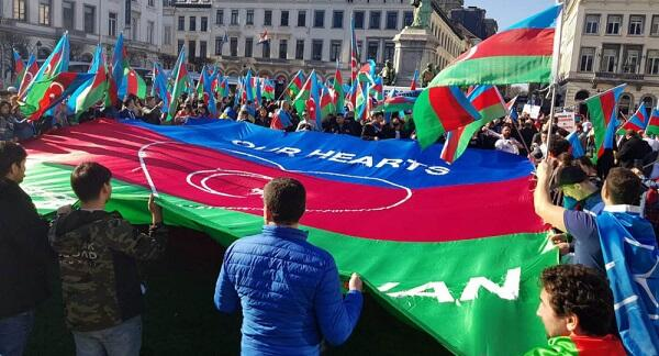 EU-wide Karabakh rally held in Berlin -