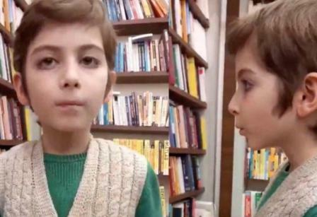 تورکییهده هر کس بو اوشاقدان دانیشیر - ویدئو