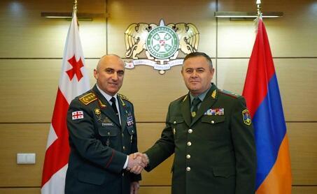Tiflis İrəvanla hərbi əməkdaşlığı dərinləşdirir?
