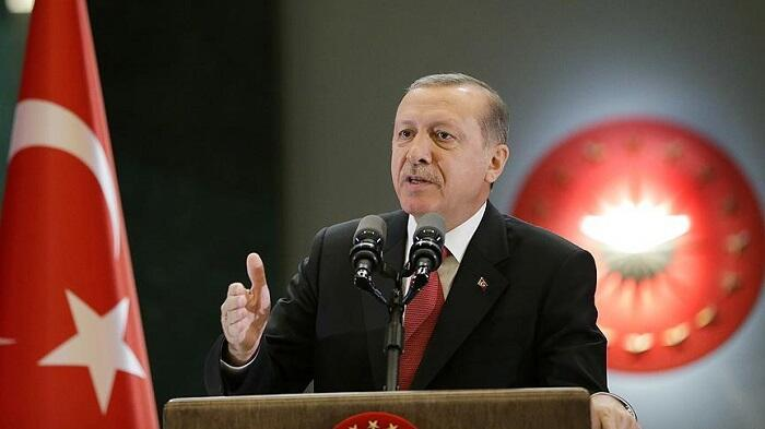 Erdogan congratulated the Azerbaijani people
