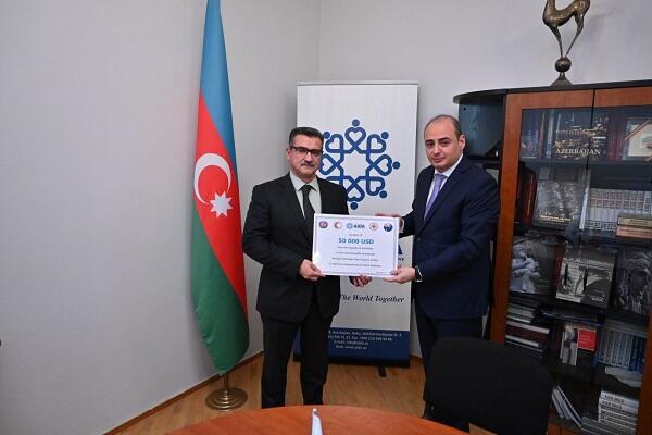 Азербайджан выделил Австралии гуманитарную помощь
