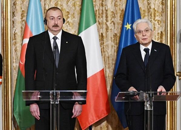 Nagorno-Karabakh is Azerbaijan - Ilham Aliyev